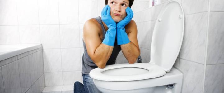 5 formas de como desentupir vaso Sanitário