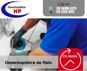Desentupidora de Ralo São Paulo